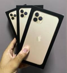 Vendo Iphones novos e usados 11pro max/ iphone x/ 8plus/ 7
