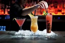 Contrata-se Barman ou Bartender