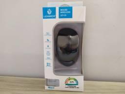 Mouse Sem Fio DPI Ajustável + Botões Extras - Bluetooth
