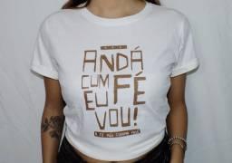 CAMISA FEMENINA T- SHIRT