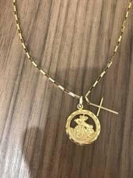 Cordão de ouro - 9 gramas