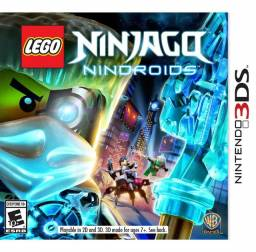 Lego Ninjago 3ds