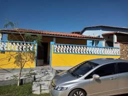Duas casas com piscina e churrasqueira no mesmo terreno em Iguaba Grande-RJ