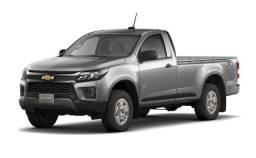 S10 LS Cabine Simples 4x4 Diesel 2021
