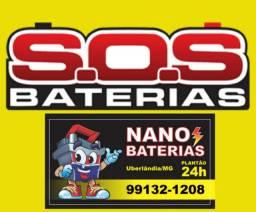 Bateria Automotiva - PLANTÃO 24 horas