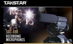 Microfone Portátil Para Câmera