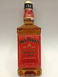 Whiskey Jack Daniels Fire 1L