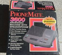 Secretaria Eletrônica Phone Mate 3600