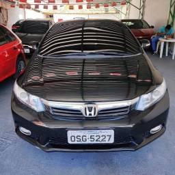 Honda Civic Lxr 2014 top de linha