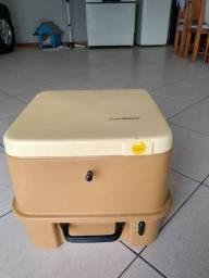 Vaso sanitário de trailer