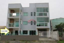 Apartamento c/ 1 suíte + 1 quarto, na 2ª quadra do mar, Baln. Cambiju