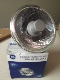 Título do anúncio: 10 Lâmpada Ar111 Cmh 70w Gx8.5 Constantcolor Ge<br><br>