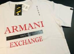 Camiseta Premium Armani Exchange