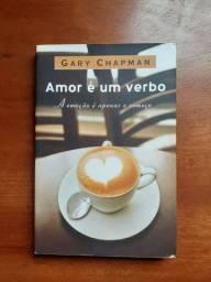 livro o amor é um verbo