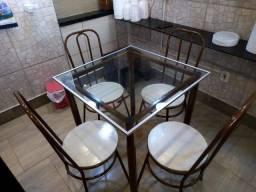 05 Mesas de 4 lugares
