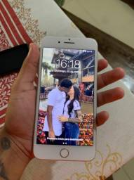 Troco iPhone 8 Plus 64gb..somente por iphone 7plus ou iPhone X, (leia a descrição)