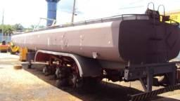 Carreta Tanque Pastre - 3 Eixos, Sem Pneus