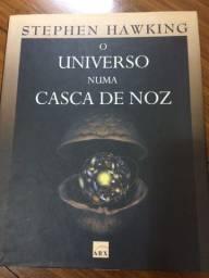 Stephen Hawking - O universo numa casca de noz
