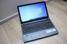 Notebook Acer Core i3 2 geração (Bateria Nova ?%)