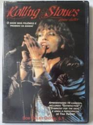 Título do anúncio: Dvd Rolling Stones Gimme Shelter
