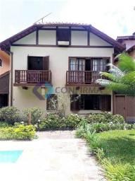Ref. 597 - Casa Cond. 4Qtºs (1Ste) - 173,84m² - Alto - Teresópolis/RJ.