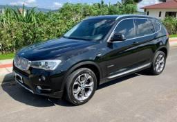 BMW X3 X-line  2016 4x4