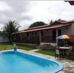 Casa Enorme em Tabatinga (Próx Praia)