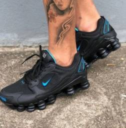 Título do anúncio: Vendo Nike Shox TL 12 molas