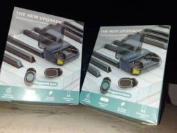 Fone sem fio bluetooth TWS e carregador portátil