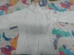 Dólmã + calça + avental
