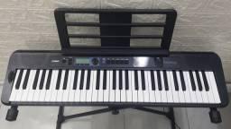 Teclado Musical (com sustain e sensibilidade)