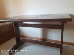 Título do anúncio: Vendo mesa de madeira