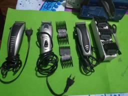 Lote de maquininhas de cabelo (3)