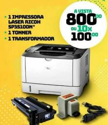 Título do anúncio: Impressora Ricoh SP3510DN