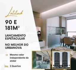 Título do anúncio: More no Urbanova 3 Dorms 90m² - Cotas a preço de custo!!!