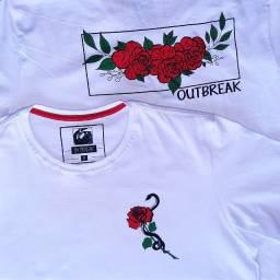 Camiseta Longline StreetWear