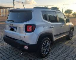 Jeep Renegade Longitude - Automático - Com Teto Solar - Bancos de Couro - 2015/2016