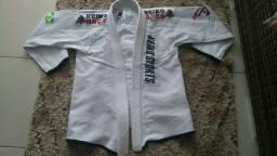 Título do anúncio: Kimono Jiu-jitsu Keiko Raça branco adulto
