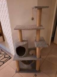 Título do anúncio: Brinquedo Arranhador Castelo Gatos
