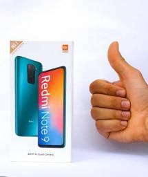 Xiaomi Redmi Note 9 NOVO (Caixa lacrada) Últimas unidades