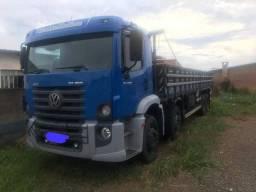 Frota de Caminhões  - Scania e Mercedes