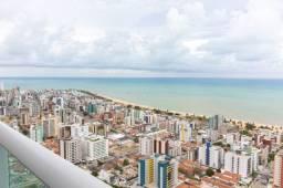 Apartamento para venda tem 69m² com 2 quartos em Altiplano Cabo Branco, João Pessoa - PB.