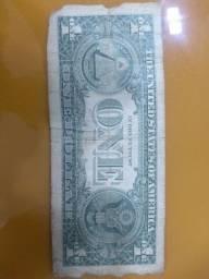 Cédula de 1 dólar