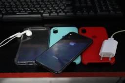 Título do anúncio: Iphone X 256gb Black