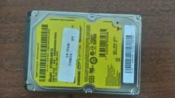 HD Notebook 500GB 9.5mm Samsung  - ST500LM012 - 5400 Rpm