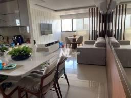 Lindo Apartamento semi mobiliado, reformado, andar alto - no Barro Vermelho
