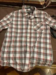 camisa zara, 7-8 anos,usada uma única vez