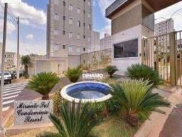 Apartamento com 2 dormitórios à venda, 53,48 m² - Distrito de Bonfim Paulista - Ribeirão P
