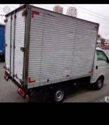 Título do anúncio: Frete bau frete caminhão mudança jvdyua