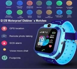 Título do anúncio: Relógio inteligente kids Novo